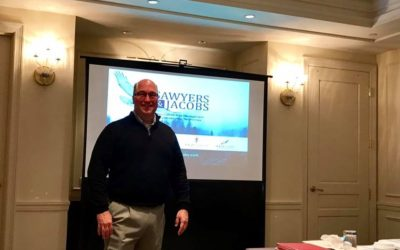 Jimmy Sawyers Presents at the Sheshunoff CEO Affiliation Program in New York, NY
