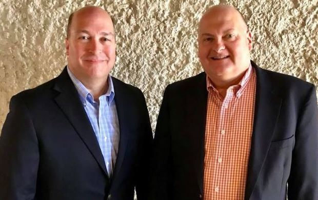 Sawyers and Fleming Team Up to Keynote the Missouri Bankers Association Tech Conference