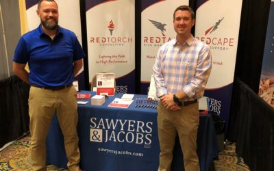 Sawyers & Jacobs at the Mississippi Bankers Annual Convention in Sandestin
