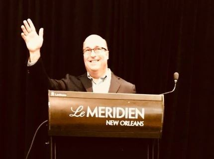 Way Down Louisiana…!  Sawyers Presents at the MEA Financial User Conference
