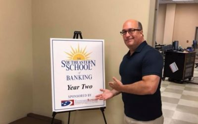 Sawyers Teaches Tennessee Bankers at The Southeastern School of Banking