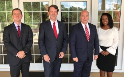 Sawyers & Jacobs Talk Cybersecurity at the 2018 Banking and Finance Symposium presented by the University of Mississippi School of Business