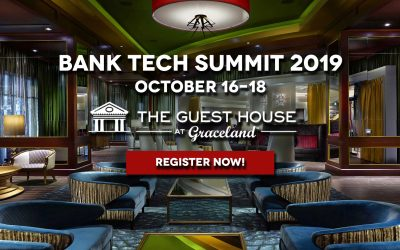 Final Agenda Released for Bank Tech Summit 2019