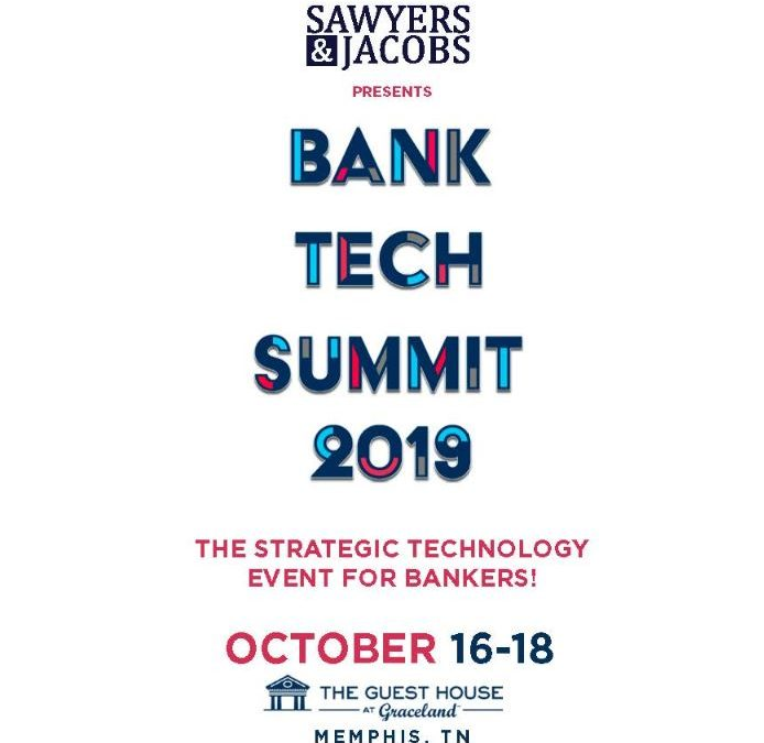 Full Brochure for Bank Tech Summit 2019