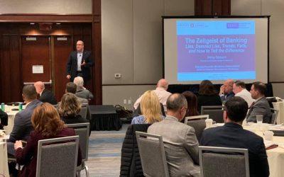 Sawyers Talks Tech Trends in Boston