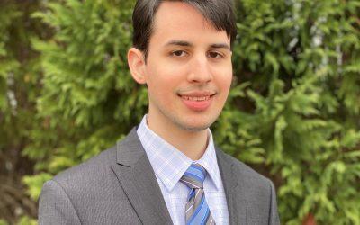 New Team Member – Kyle Santos, Associate Cybersecurity Consultant